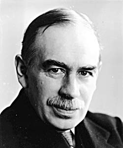 John Maynard Keynes, great economist of the XXth Centurhy