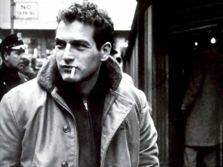 Paul Newman, American Symbol, of Freedom and Liberty, in private and public life.