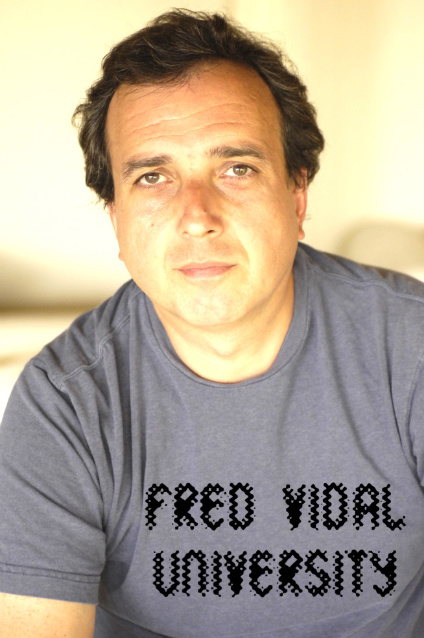 FRED VIDAL UNIVERSITY (pic by Peter Baratti)