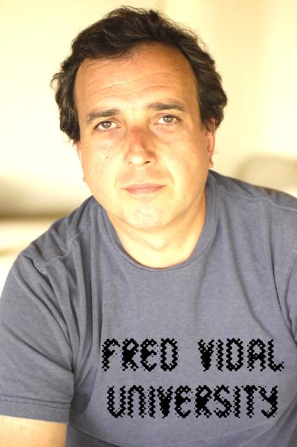 FRED VIDAL UNIVERSITY (pic by Peter Baratti)