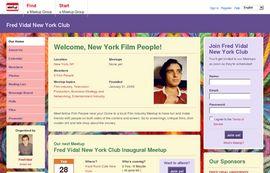 Fred Vidal Club - New York