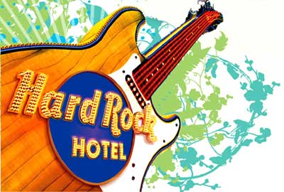 Hard Rock Hotels, Hard Rock Cafes: The Best place To Be For a MEETUP Meeting, Or a Talk-Work For HOLLYWOOD 3, The Sequel Century!