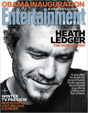 HEATH LEDGER: A Star Is Born Too Late, But We Won't Forget!