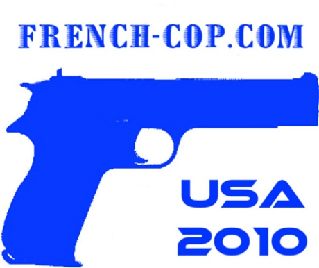 BRAMSTOCKER Weapon LOGO: For MOVIE FRENCH COP! (2010)