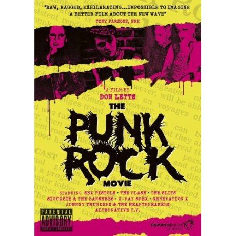 PUNK ROCK MOVIE: Rock Plus Hollywood = POWER PUNK, Not To Destroy But To Build With Social Content.