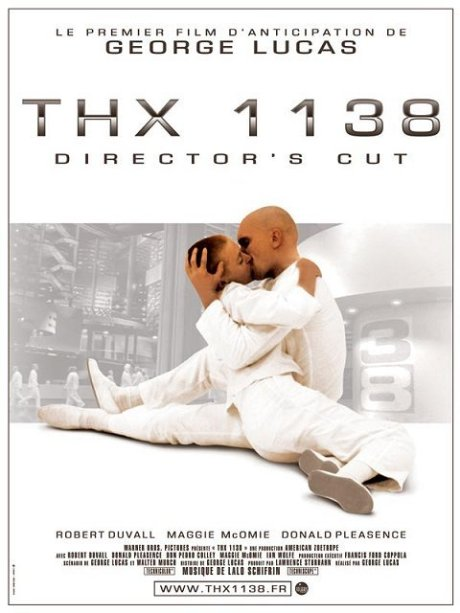 THX 1138 By George Lucas.