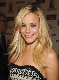 Rachel McAdams, A Great name for a Sweet Smile of Our Hollywood Ambition.