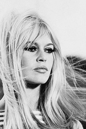Brigitte Bardot, The Myth Of A Woman born For The Movie And The Movie Was Bor For Her. Her Image Will Guide The Words Of Love Written By Sauvan This Summer. And Patricia Hunter One Day Will Look Like Her. On screen or on paper.