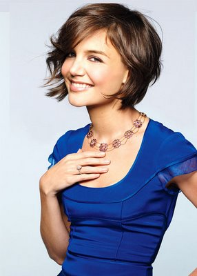 Katie Holmes, The Number One of The Hollywood Stars according to Fred Vidal, PhD because She is The Magic of The Screens, for the Smallest to the Biggest, with 2 Academy Awards Soon, we hope, for Her and Suri.