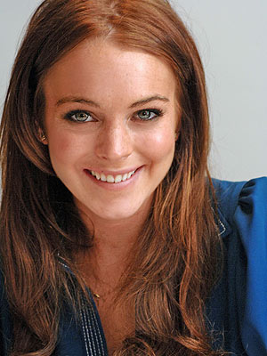 Lindsay Lohan is