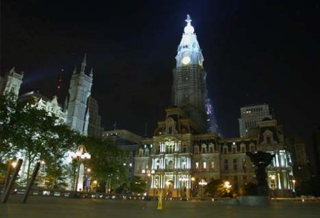 Philadelphia was the Hometown of Velvet Eyes and his future ego was built there by a visit of a Girl called LOVE.