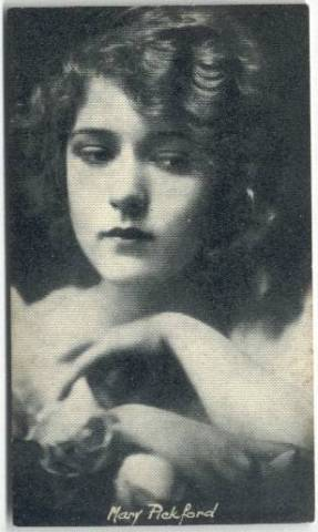 Mary Pickford, A Founder of United Artists Who Inspires The Writer Of Velvet Eyes For The Definition Of His Holllywood Deal With Passion And Ambition.