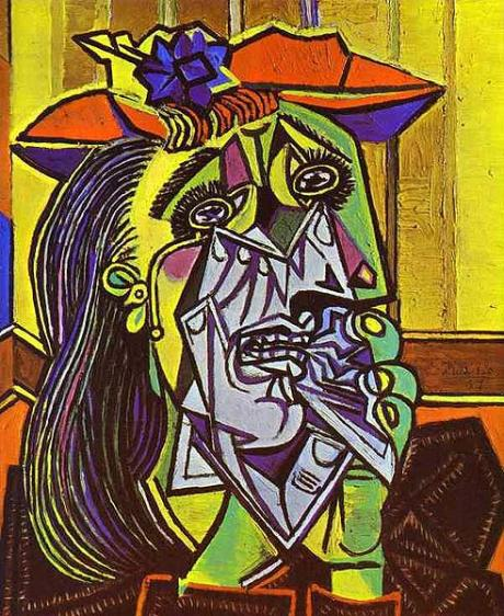Pablo Picasso - Weeping Woman (1937). There Was A Terrible Weather During This Winter 1938 In Hamburg and Valentine Explained What Will Happen To Jonathan And Some German Folks.