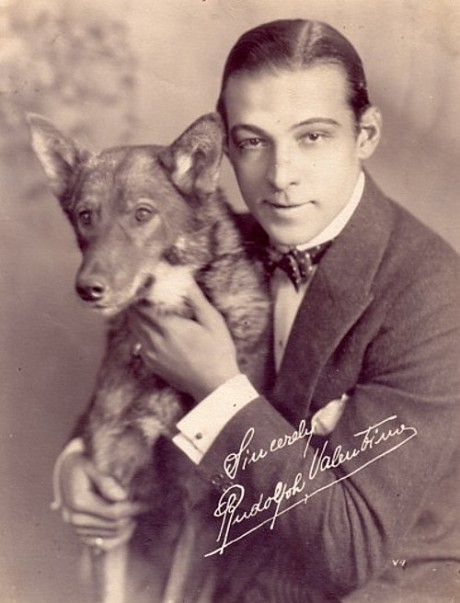 Valentino, He Was Rudolph For Hollywood's Silent Movies Era.