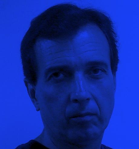 DARK BLUE WARNER