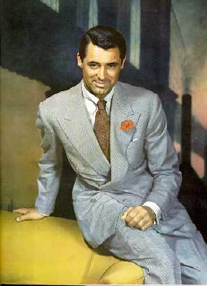 Cary Grant, A Miracle Man, A Hero Who Deserves The Name, Will Open The Doors Of The Visionnary Land Of Hollywood City, Somewhere Else, Somewhere Here!
