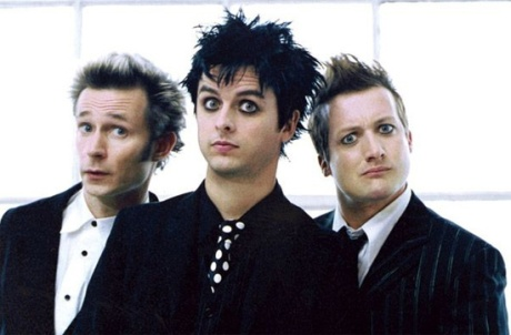 GREEN DAY: The Band's Music And Especially The Song PEACEMAKER Inspires Mike Fuller For The Writing Of The Man With The Velvet Eyes.