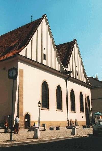 PRAGUE CHAPEL