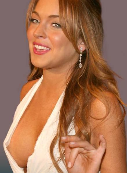 Fotos de Lindsay Lohan prohibidas