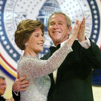 Opinion you George w and laura bush