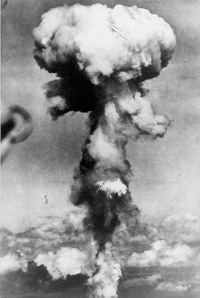 Hiroshima is the symbol of the Nuclear Power,n the American one but the Russians did the same and their Hiroshima is not yet found.
