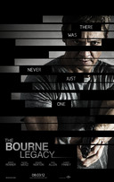 Bourne Legacy. August 10.