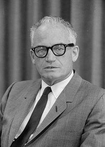 Barry Goldwater, 25 September 1962, Trikosko, Marion S., photographer.