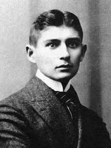Franz Kafka (3 July 1883 – 3 June 1924) was an influential German-language author of novels and short stories.