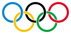 Olympic Rings, the right logo.