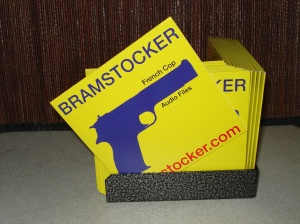 BRAMSTOCKER™, we did a cd IN THE 2000's about the soundtrack of FRENCH COP™.
