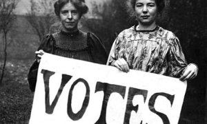 The 19th amendment that gave women the right to vote, 90 years on. Featured by guardian.co.uk  by Wednesday 18 August 2010.