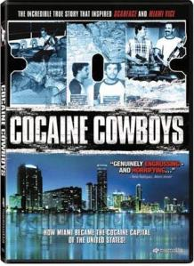 Cocaine Cowboys is a 2006 documentary film directed by Billy Corben and produced by Alfred Spellman and Billy Corben through their Miami-based media studio Rakontur. To send to the Congress for a first screening.