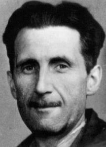 Eric Arthur Blair (25 June 1903 – 21 January 1950),[1] better known by his pen name George Orwell, was an English novelist and journalist. His work is marked by clarity, intelligence and wit, awareness of social injustice, opposition to totalitarianism, and belief in democratic socialism.