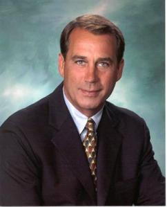 John Boehner must be the leader of the Party to control the budget of the State and send a report to the Convention of Tampa.  He's the Speaker. Republicans are good financial AUDITORS.
