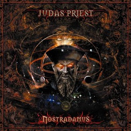 Nostradamus. The new Judas Priest. Never Never anymore. A group lasts forever. Promotion of a band without illegal drugs. Everything is legal with them.