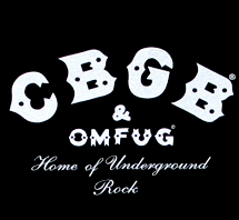 The CBGB closed in 2006. I was there. Then a Festival from July 5 to July 8, 2012. The CBGB is still there.