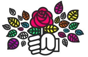 La Rose du Parti Socialiste appartient à tout le monde.