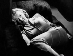 The Asphalt Jungle Marylin Monroe is a revolutionary girl.