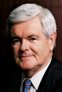 Newt Gingrich, previously Speaker has the power to create the event of the year by monitoring the budgets of the White House and the Pentagon in order to distribute the truth regarding excessive spendings.