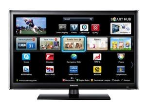 La Samsung Smart TV donne le la à la génération des Smart Télévisions. Un premier pas qui en est un très grand vers l'Intervision™ que je préconise.