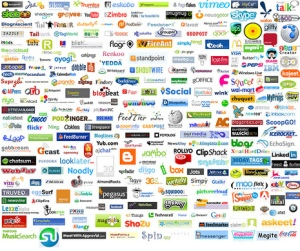 These social networking platforms are extremely popular.