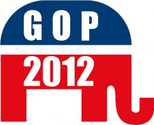GOP 2012, GOP freelance withe Frederic Vidal, write-in candidate.