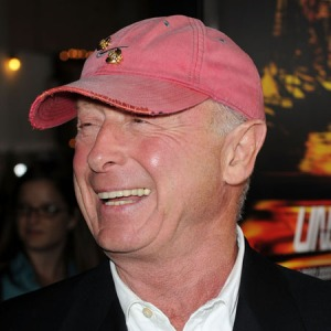 "Tony Scott. In Memoriam. WESTWOOD, CA - OCTOBER 26:  Director Tony Scott arrives at the premiere of Twentieth Century Fox's ""Unstoppable"" at Regency Village Theater on October 26, 2010 in Westwood, California.  (Photo by Kevin Winter/Getty Images) *** Local Caption *** Tony Scott"