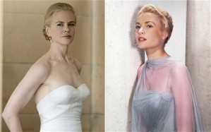 Nicole Kidman is (and) Grace Kelly (EPA/Rex).