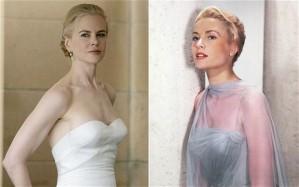 Nicole Kidman is (and) Grace Kelly (EPA/Rex).