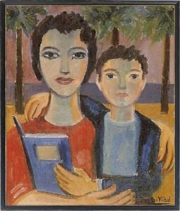 Moi et ma Mère par mon Père, Ignasi Vidal. (c) 2013.