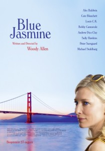 Blue Jasmine about San Francisco, a Marseille without crimes, thanks to Music. FV