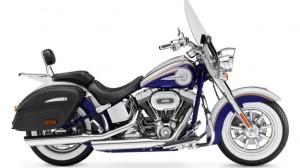 La Harley-Davidson CVO Softail Deluxe 2014.