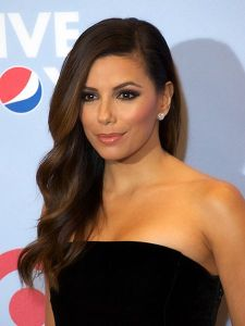 Eva Longoria at the Alma Awards 2012.