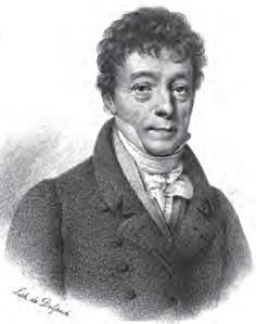 Portrait of Philippe Antoine Merlin, dit Merlin de Douai. Par François Séraphin Delpech (1778 - 1825).